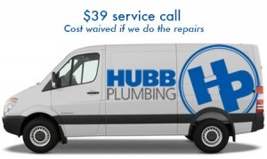 Call Hubb for a sewer pipe cleanout or complete repairs and replacements.